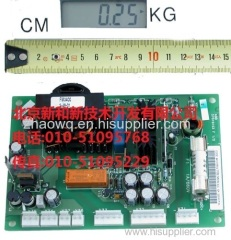 Supply ABB parts, circuit board, SDS-OVP-1B