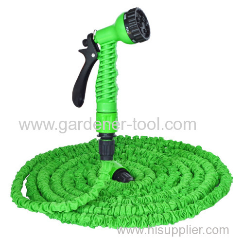 Garden Water Pocket Hose With Plastic Pistol
