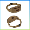 Hot selling belt bag new design sports canvas waist pack