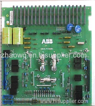 SDCS-PIN-205A, Power interface board, ABB parts