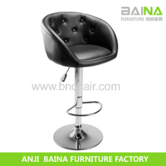 leather high stool BN-1011B