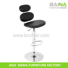 leather bar stool BN-2026