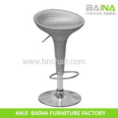 modern pvc leather bar chair BN-3001SV