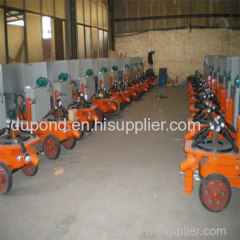 Hot sale HSP-6 wet shotcrete machine