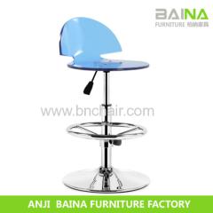 modern acrylic bar stool BN-4003