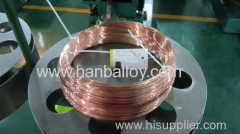 brass Alloy Wire for Contact Strip