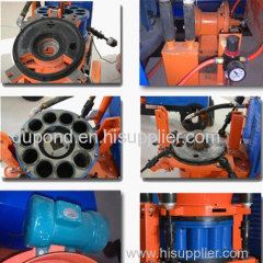 HSP-6 mining wet gunite shotcrete machine from manufactory