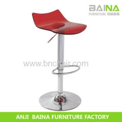modern acrylic bar stool BN-4009