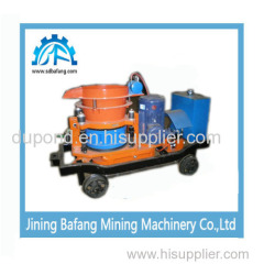 High quality HSP-6 wet gunite shotcrete machine for sale