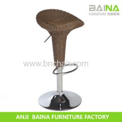 modern acrylic leather bar stool BN-5002