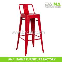 used metal bar stool BN-6005