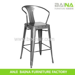 metal tolix high stool BN-6009