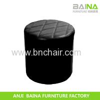 pu leather ottoman BN-M004