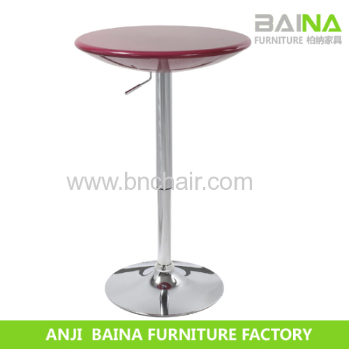 abs plastic bar table BN-T002