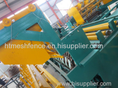 Cheap Welded Mesh Fence Production Line