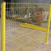 Best Price 2500mm Powder Coated Welded Wire Fence