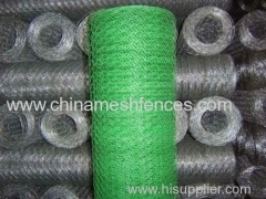 PVC coated chicken wire mesh chicken wire netting