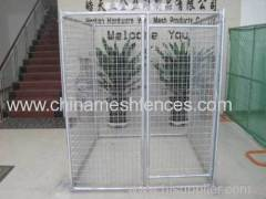 hot-dipped galvanized outdoor welded dog kennel