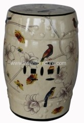 Chinese porcelain Jingdezhen ceramic stool