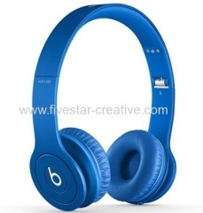 New Beats Solo HD Beats by Dr.Dre Beats Solo HD Headphones matte deep Blue
