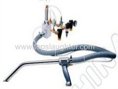 Poultry Slaughtering Equipment Lung Gun