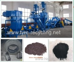 best selling single shaft shredding plant