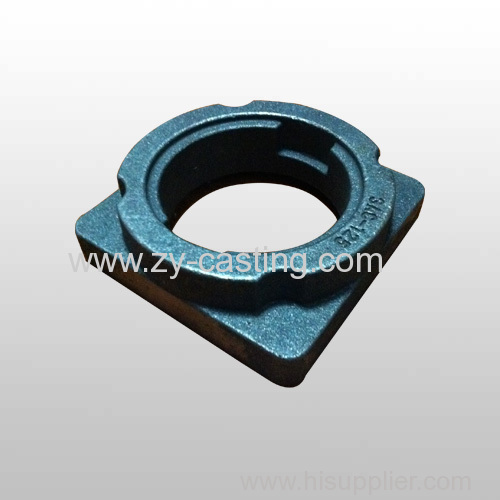 carbon steel material lost foam casting
