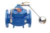 Cast iron flanged hydraulic float valve