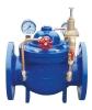 Cast iron flanged hydraulic pressure reducing valve