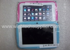 Kid gift Tablet PC HD 480x272 512 4G Storage Rockchip2928 single Core Dual Cameras Educate Games & Apps