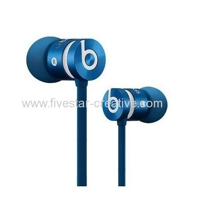 Beats by Dr.Dre Blue UrBeats In Ear Headphones With Built-in Mic