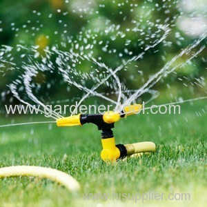 Plant Irrigation In Garden When We Are Away.