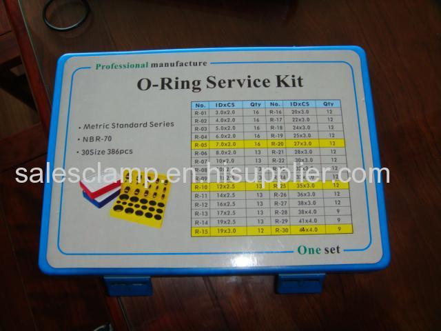 o ring kit 386pcs from China manufacturer - NINGBO LIANGYOU ...
