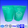 plastic stand up pouch bag for tea /zipper stand up bag