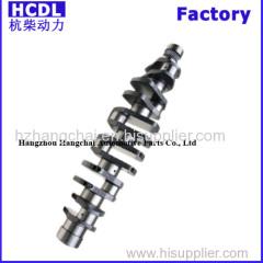 Howo Truck Engine Parts WD618 Crankshaft