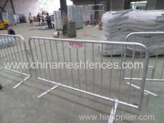 Hot-dip galvanizzato folla controllo barriere/folla controllare scherma