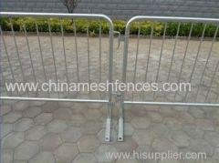 Usato barriere di controllo della folla per il controllo di matti