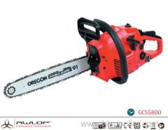 Gasoline Chain Saw 5800