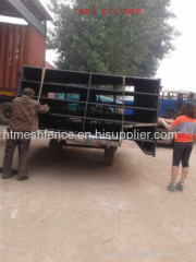 portable cattle yard panel