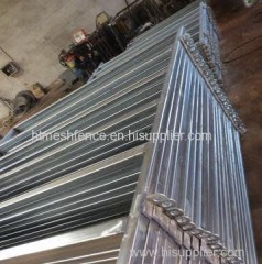 welded wire corral panels