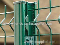 Welded mesh Fence wire fence