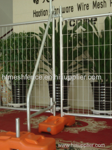 welded temporary wire fencing