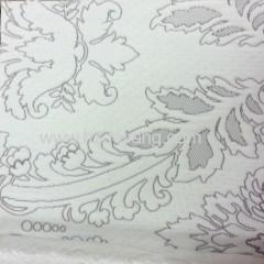 Fashion Style knitted mattress ticking jacquard