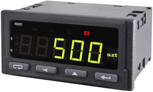 5 Digit 0.56-inch 7 Segment LED Display for Instrument Panel .