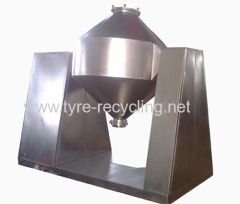 High Speed Double Cone-shape Rotating Powder Mixer