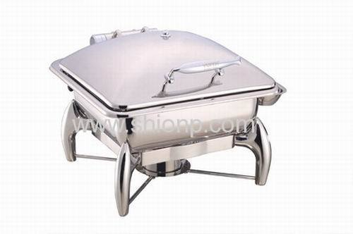 Tow third Size Hydraulic Induction Chafer for hotel use