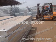 10 Bailey Bridges(HD200-type) have been delivered to Sri Lanka