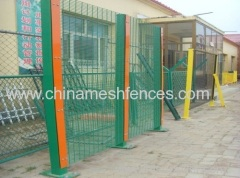 358 fence PVC coated 358 wire fence 358 anti climb fence 358 security fence