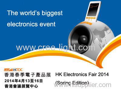 HK ELECTRONICS FAIR 2014 (SPRING EDITION)