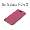 ROCK Joyful Free Detachable PC Frame Flexible TPU Cover Case for Samsung Galaxy Note 3 N9000 N9002 (Rose)